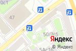 Схема проезда до компании Смайл в Москве