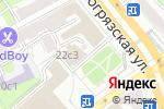 Схема проезда до компании КБ Бфг-кредит в Москве