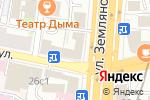Схема проезда до компании Толмач в Москве