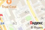 Схема проезда до компании EasyWebSite в Москве