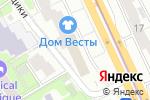 Схема проезда до компании Euronewform в Москве