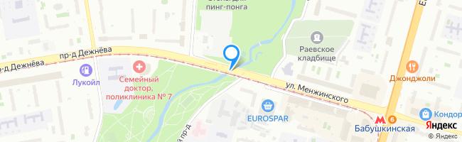 мост Медведковский 1-й