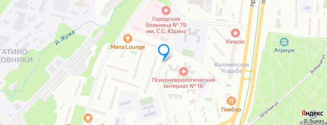 улица Садовники