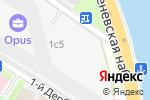 Схема проезда до компании ЮрПрофиКонсалт в Москве