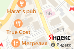 Схема проезда до компании Печати в Москве в Москве