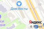 Схема проезда до компании Вижиталь в Москве
