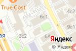 Схема проезда до компании Teh24 в Москве