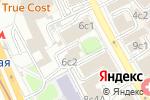 Схема проезда до компании КРИАЛИ в Москве
