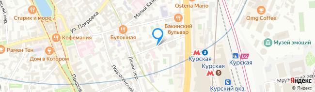 Яковоапостольский переулок