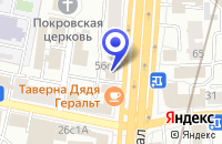 Схема проезда до компании АВТОЛОМБАРД ВАШ КРЕДИТОР в Москве