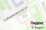 Схема проезда до компании Татрис в Москве