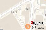 Схема проезда до компании Одна ДверЪ в Москве