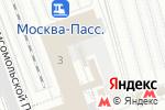 Схема проезда до компании Nathan`s Famous в Москве