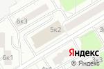 Схема проезда до компании Амост в Москве