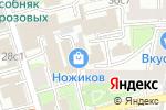 Схема проезда до компании Мята Lounge Курская в Москве