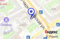 Схема проезда до компании МАГАЗИН ОФИСНОЙ МЕБЕЛИ БЮРО-66 в Москве