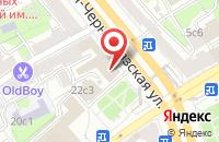 Схема проезда до компании Жкх Информсервис в Москве