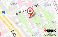 Схема проезда до компании Торговый Дом «Электроника» в Москве