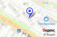 Схема проезда до компании КАПИТАЛ ЛОМБАРД в Москве