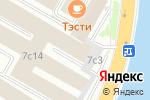 Схема проезда до компании GA-Консалтинг в Москве
