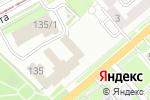 Схема проезда до компании ВСЕЗНАЙКА в Туле