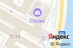 Схема проезда до компании Нотариус Габовский С.И. в Москве
