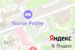 Схема проезда до компании Центр внешнеполитического сотрудничества имени Е.М. Примакова в Москве