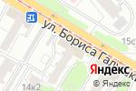 Схема проезда до компании Магазин одежды и обуви в Москве