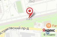 Схема проезда до компании Саманта в Москве