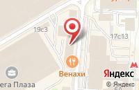 Схема проезда до компании Издательский Дом «Белкнига» в Москве