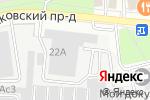 Схема проезда до компании Востряково-2 в Москве