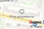 Схема проезда до компании Серебряные ножницы в Москве