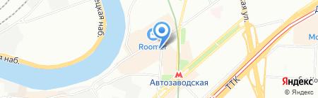 Голиаф-Тревел на карте Москвы