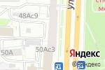 Схема проезда до компании ВИП Консалтинг в Москве