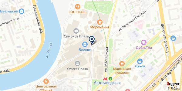 Arttex на карте Москве
