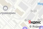 Схема проезда до компании ПИРОТЕК в Москве