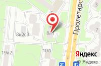 Схема проезда до компании HardCraft в Щелково