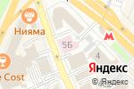 Схема проезда до компании Московский научно-практический центр дерматовенерологии и косметологии в Москве