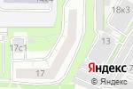 Схема проезда до компании Служба заказа транспорта в Москве