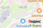 Схема проезда до компании Консультативно-поликлиническое отделение в Москве