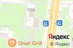 Схема проезда до компании Мастерская металлоремонта на Пролетарском проспекте в Москве