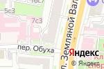 Схема проезда до компании ARCHITIME в Москве