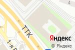 Схема проезда до компании ИМПЭКС КЛИНИНГ в Москве