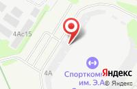 Схема проезда до компании Светоч в Сидоровском