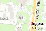 Схема проезда до компании МИФИ в Москве