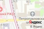 Схема проезда до компании Кони в Москве