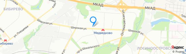 район Медведково Северное