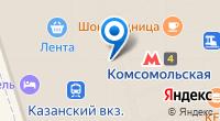 Компания Во!Сток на карте