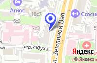 Схема проезда до компании МЕБЕЛЬНЫЙ МАГАЗИН НАДСТАР ИНТ в Москве