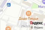 Схема проезда до компании Амико в Москве
